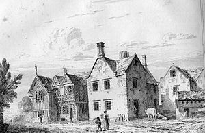 Carbrook Hall - Image: Carbrook Hall 1819