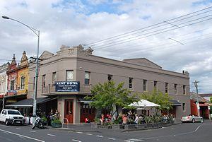 Carlton North, Victoria - Kent Hotel