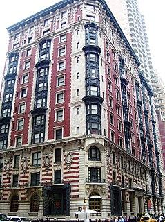 James New York - NoMad United States historic place