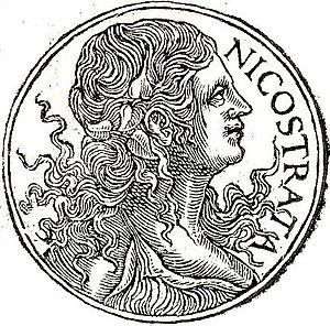 Carmenta - Carmenta as Nicostrata