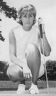 Carol Mann professional golfer