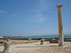Ruins of Roman-era Carthage