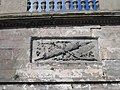 Carved Panel on the Bridgegate - geograph.org.uk - 371545.jpg