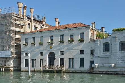 Casa Artom on the Canal Grande in Venice Casa Artom Wake Forest University Canal Grande Dorsoduro Venezia.jpg