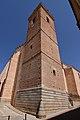 Casarrubios del Monte, Iglesia de Santa María, siglo XVI, torre.jpg