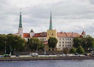 Riga Castle castle