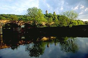 Saaleck Castle - Image: Castle Saaleck