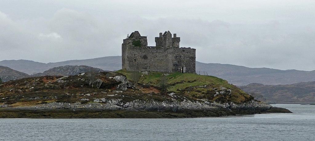 Castle Tioram Ardnamurchan