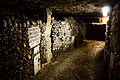 Catacombs of Paris, 16 August 2013 012.jpg