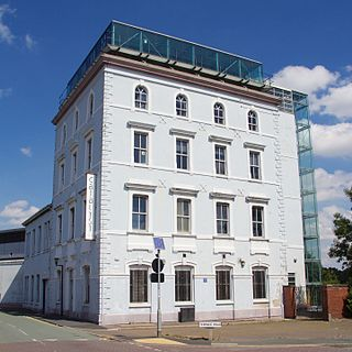 Catalyst Science Discovery Centre Museum in Widnes