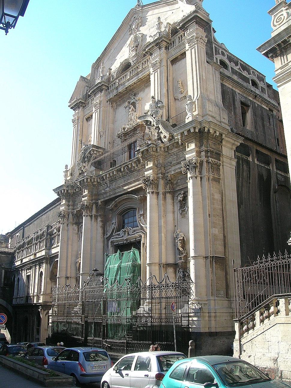 Catania Chiesa San Benedetto234232