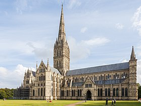 Image illustrative de l'article Cathédrale de Salisbury