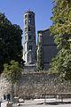 Cathédrale Saint Théodorit (Uzès) -Tour fenestrelle.jpg