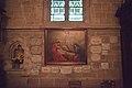 Cathédrale de Mende - Ex-votos à Saint-Joseph.jpg