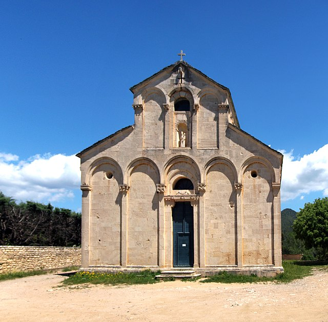 Saint-Florent Cathedral