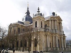 Versailles Cathedral - Versailles Cathedral
