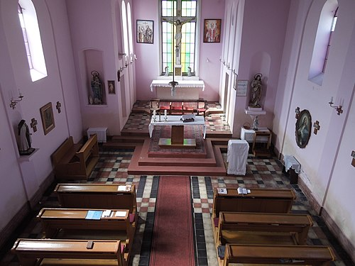 Catholic Church in Bački Petrovac interior (2).jpg