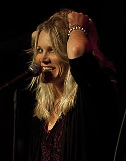 Cathy Richardson American singer