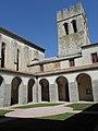 Caunes-Minervois (11) Abbaye 05.JPG