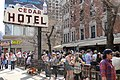 Cedar Hotel Pub Scene - Gold Coast Neighborhood - Chicago - Illinois - USA.jpg