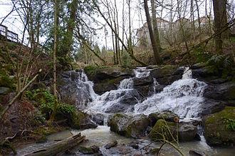 Cedar Mill, Oregon - Cedar Mill Falls