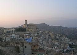 Cehegin Murcia iglesia de santa Maria Magdalena.jpg