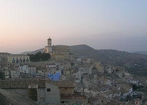 Cehegín - Image: Cehegin Murcia iglesia de santa Maria Magdalena