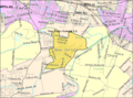 Census Bureau map of Manville, New Jersey.png