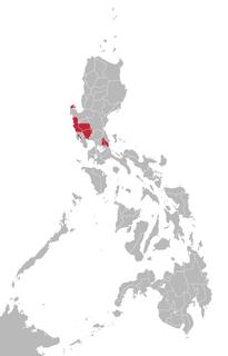 Central Luzon languages language family