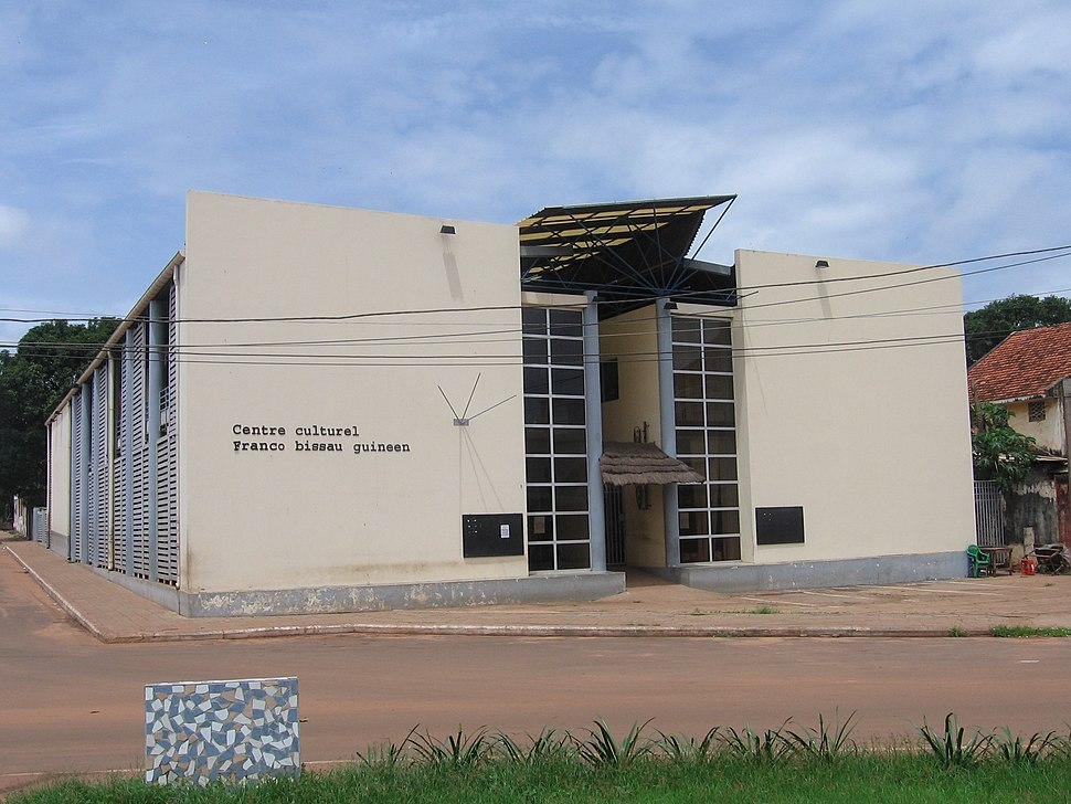 Centre culturel franco-bissau-guinéen, Bissau, Guinea-Bissau