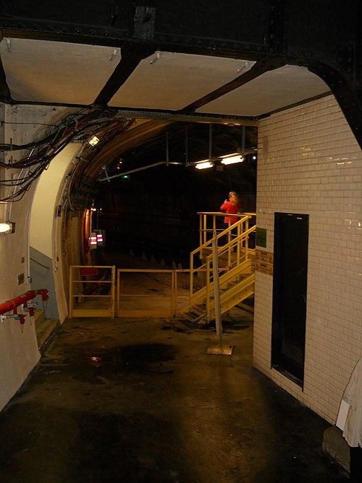 Centre de dépannage des trains de la ligne 1 du métro de Paris - JEP 2013 - Photo n° 27