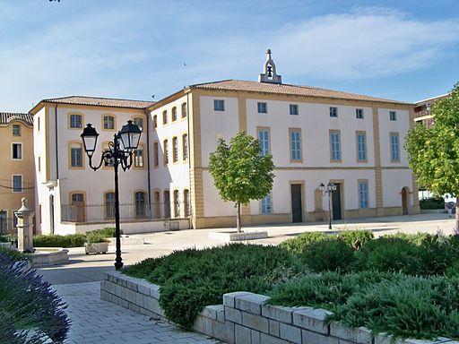Centre hospitalier cours Pourtoules d'Orange 1