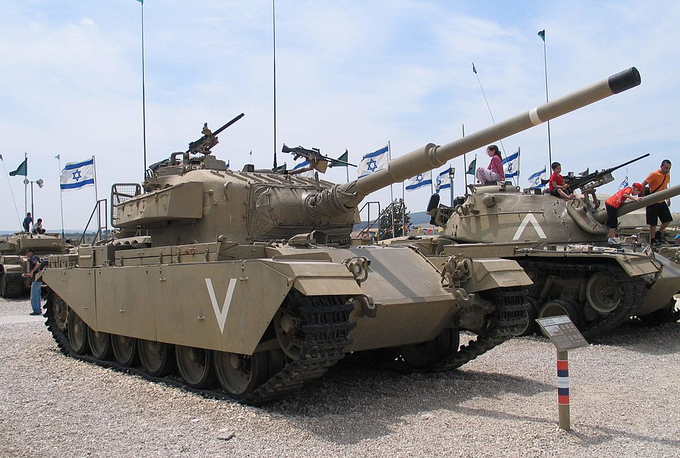 Centurion-Shot-Kal-Alef-latrun-2