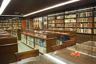 Cervantine Library Special collections of Monterrey Institute of Technology and Higher Studies