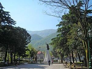 Cervinara - Image: Cervinara Villa Comunale