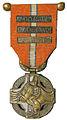 Ceskoslovenska revolučná medaila Antoine BOURDELLE.jpg
