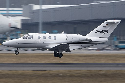 Cessna 525 CitationJet 1 Plus, Private JP6801654
