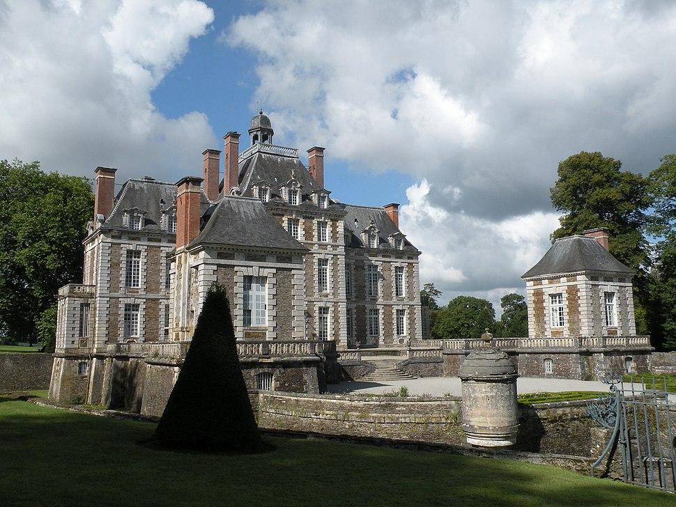 Château de Balleroy 25