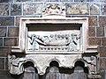 Chamalières-sur-Loire, bas-relief à l' église.JPG