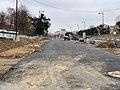 Chantier Construction Tramway IdF Ligne 10 Avenue Paul Langevin - Le Plessis-Robinson (FR92) - 2021-01-03 - 2.jpg