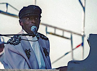 Charles Brown (musician) -   Brown in 1996