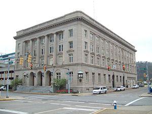 Charleston City Hall - Charleston City Hall, April 2009