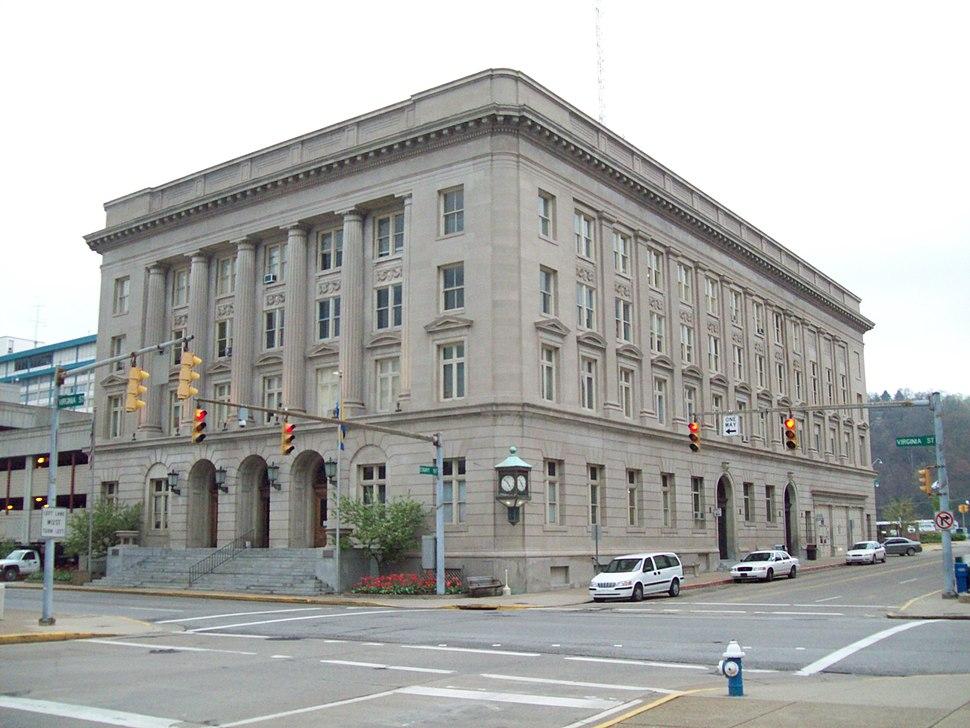 Charleston City Hall Apr 09
