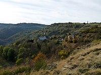 Charmensac Cézallier - vue du bourg.jpg
