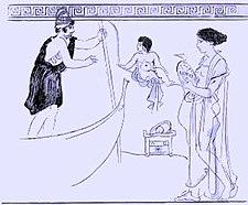 Image Result For Greek Scene Coloring