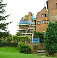 Chartwell under repair - geograph.org.uk - 405741.jpg