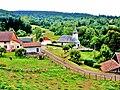 Chateau-Lambert. Panorama sur le hameau. 2015-09-03.JPG
