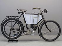 Chater Lea 2HP uit 1902