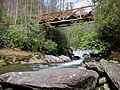 Chattooga River under Bull Pen Bridge - panoramio.jpg