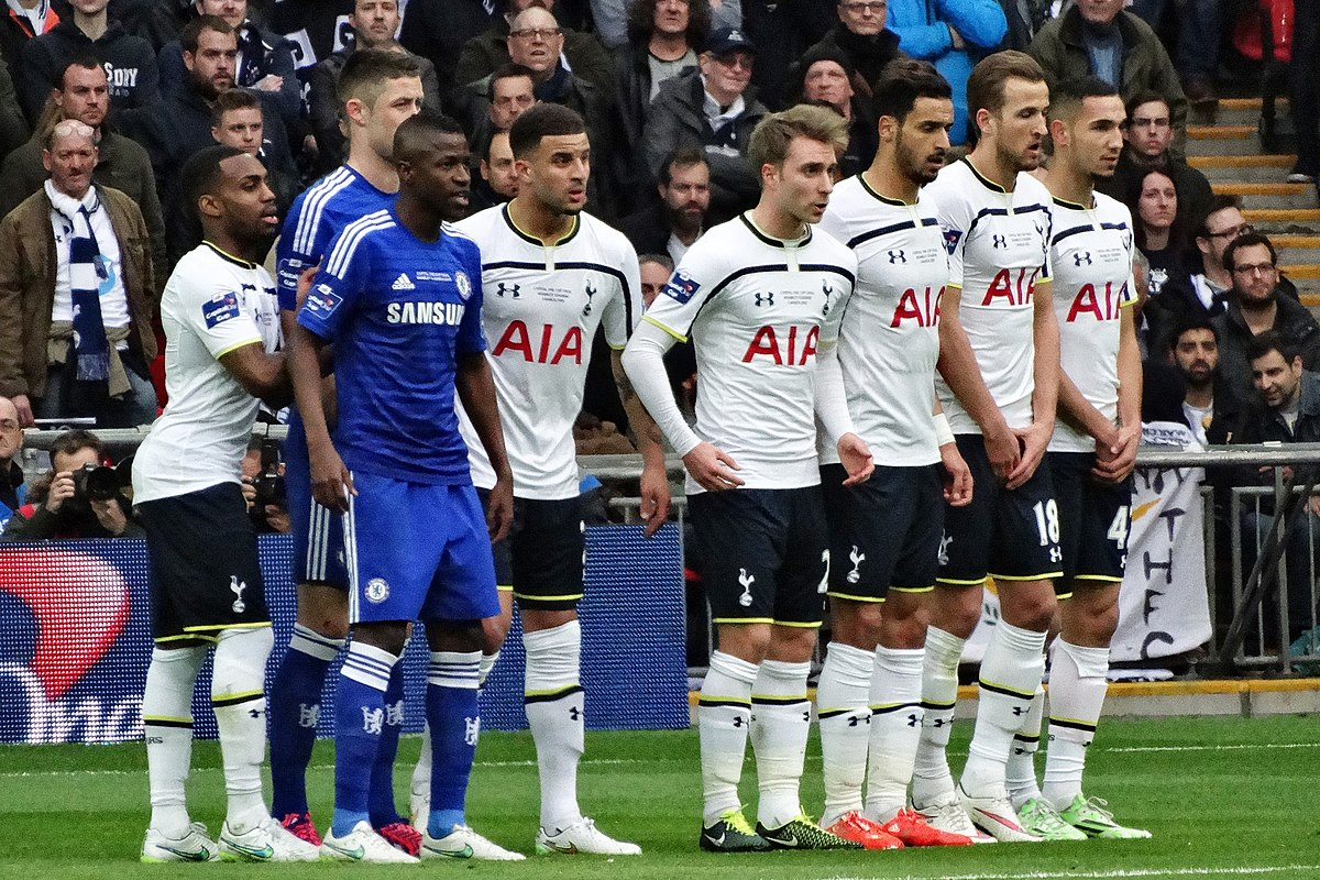 Image result for Chelsea Vs Tottenham Hotspur (1 - 3)